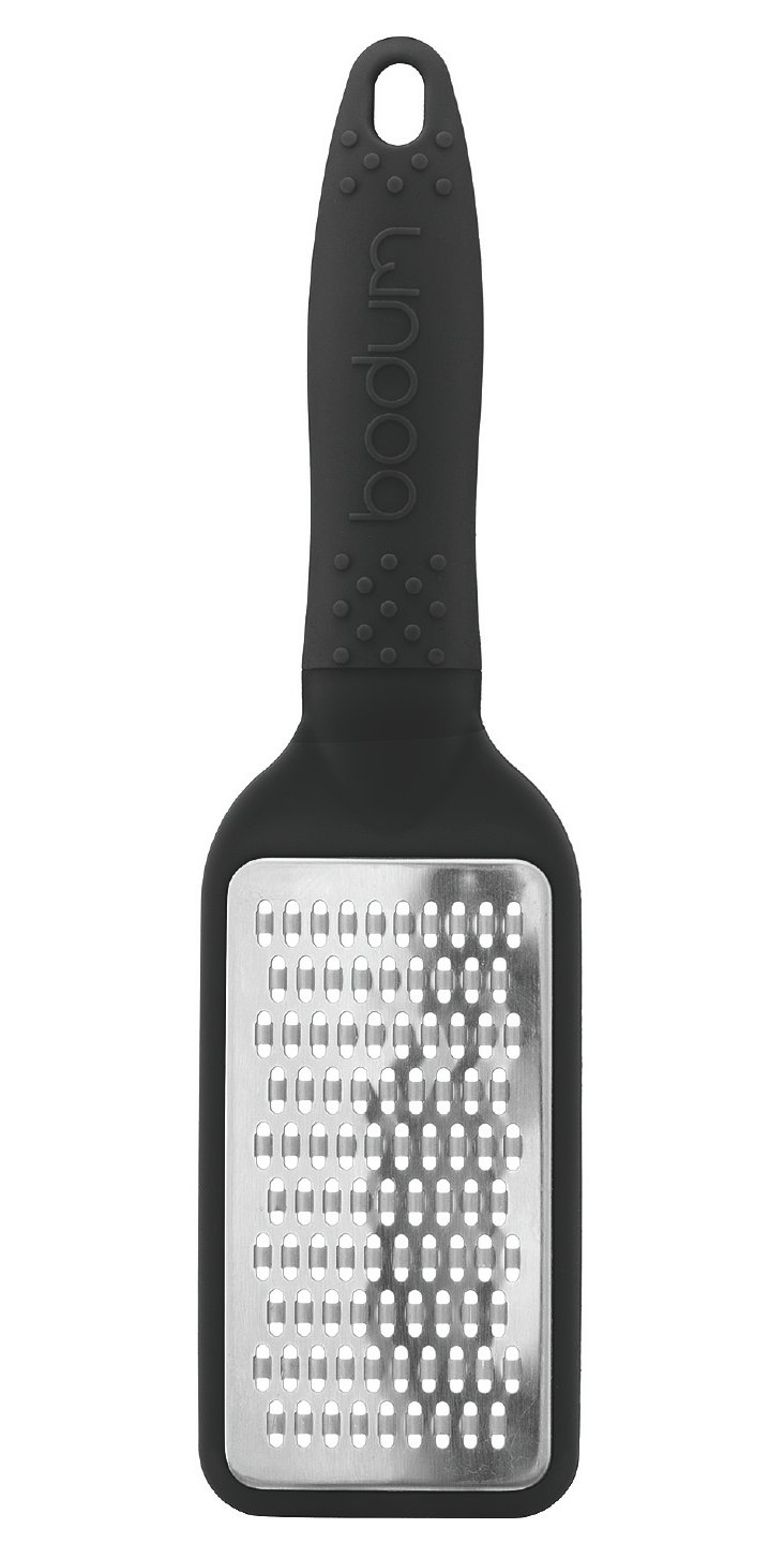 S/2 Hand Graters, Black