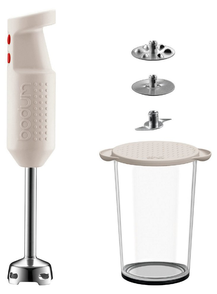 Electric Blender Stick w/ Accessories