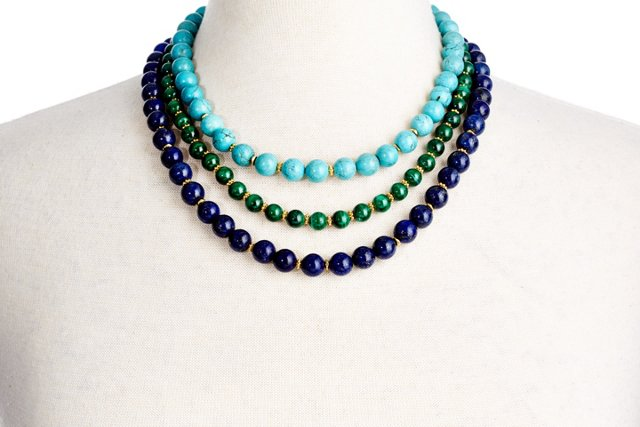 Turquoise Classic Necklace
