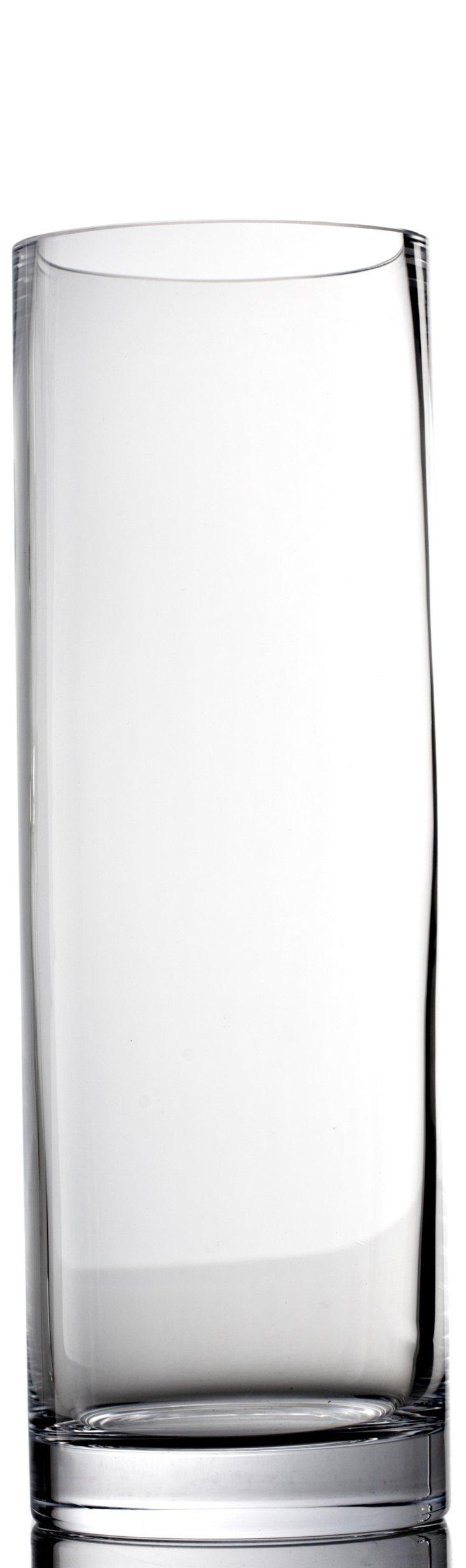 Manhattan Cylinder Vase