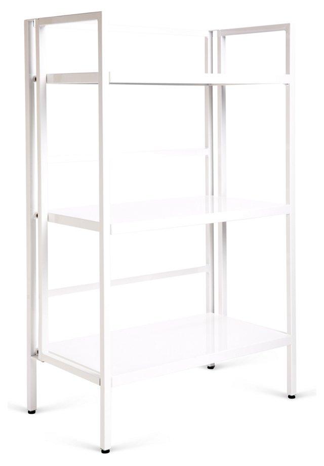 Winston Bookshelf, White