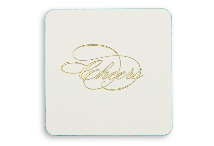 Cheers Coaster Set, S/20
