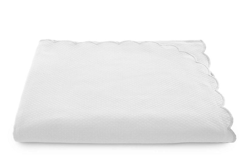Isabel Coverlet, White