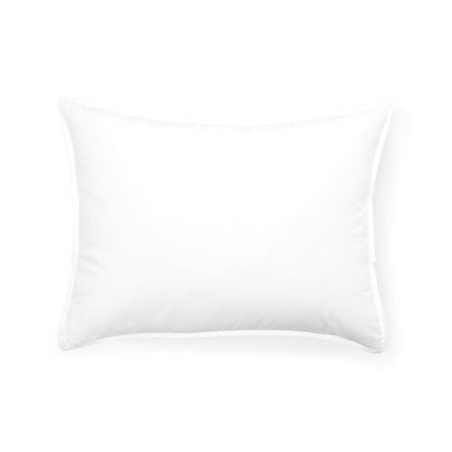 Firm Boudoir European Medium Down Pillow