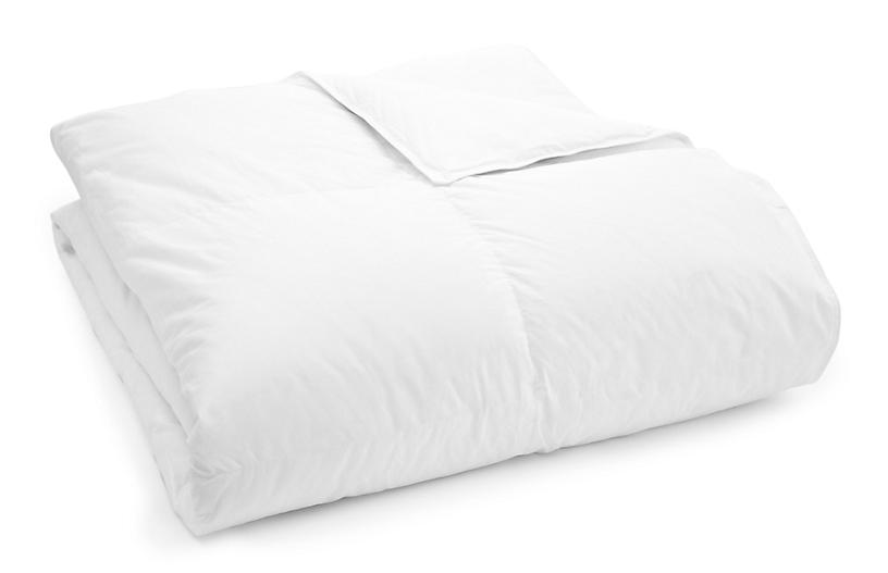 Warm-Weight European Down Duvet