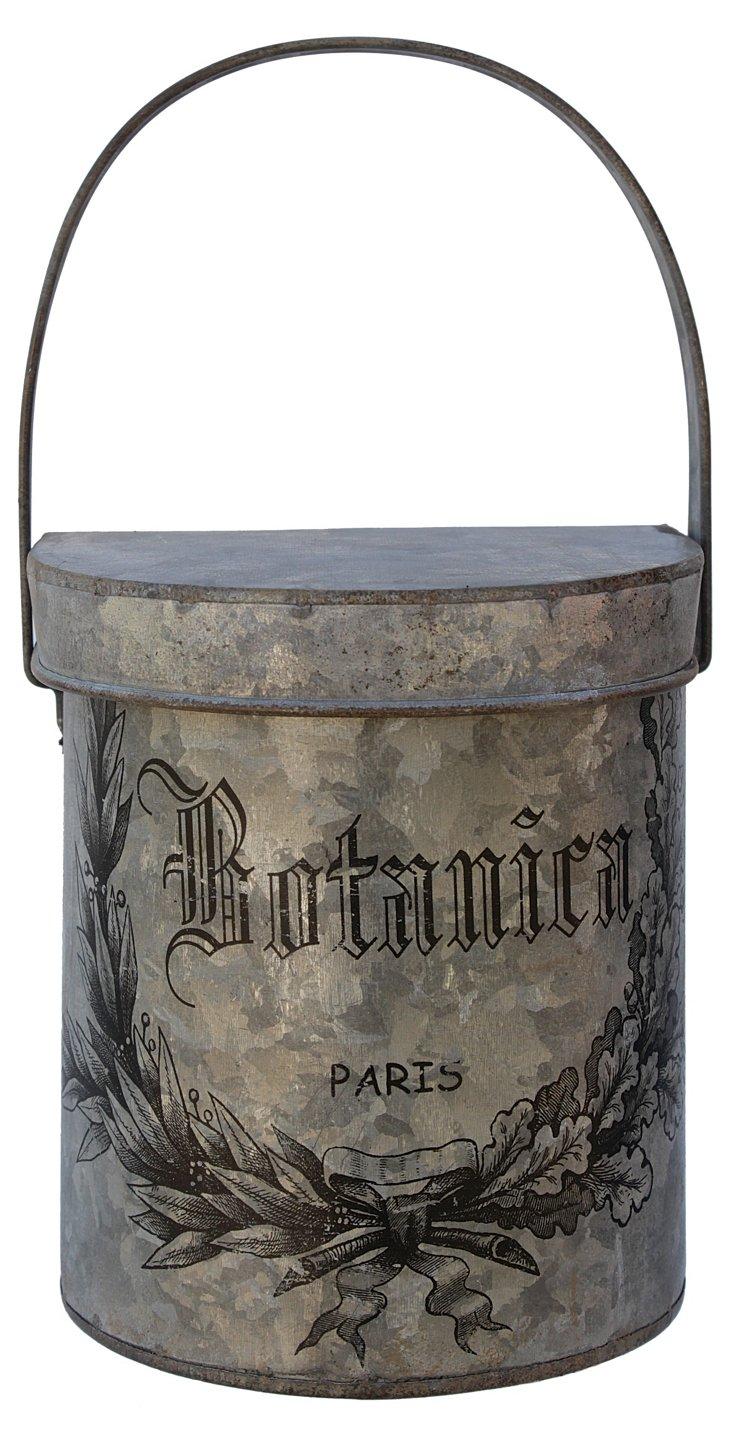 Botanica Wall Bucket w/ Lid