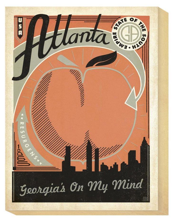 Atlanta, Georgia's On My Mind