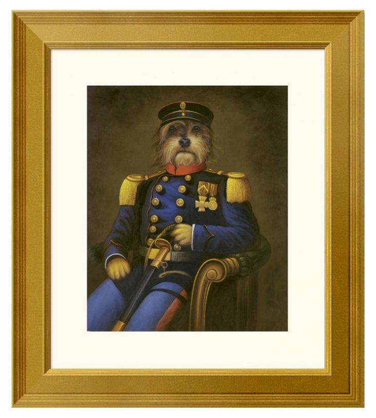 Massy, General K. Nine