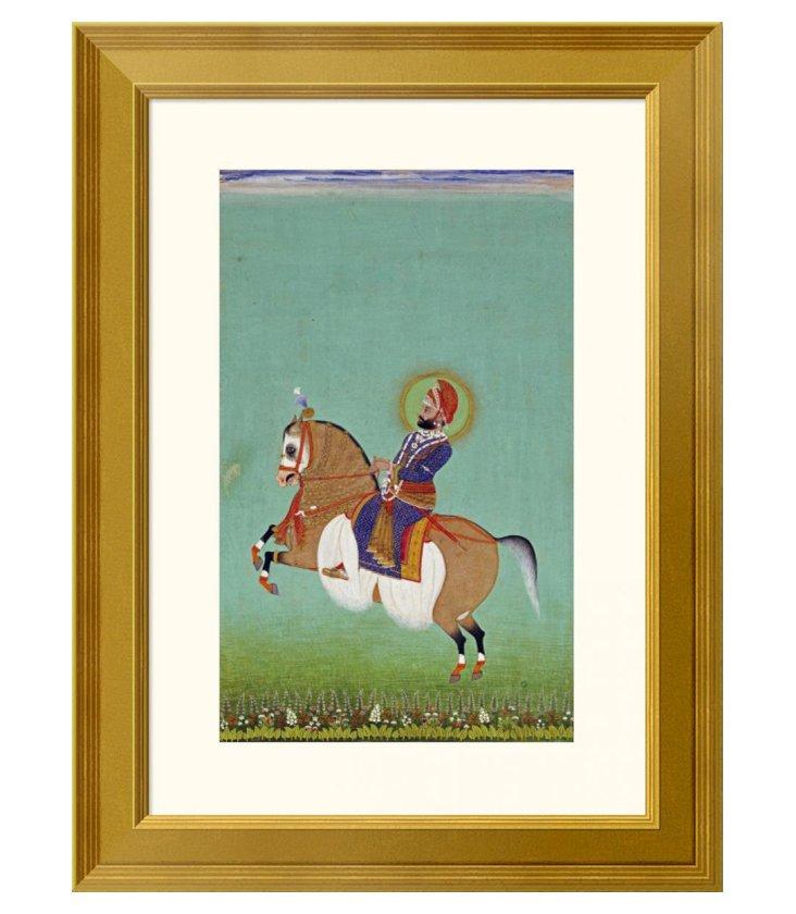 Shiva, Maharana Sarup Singh