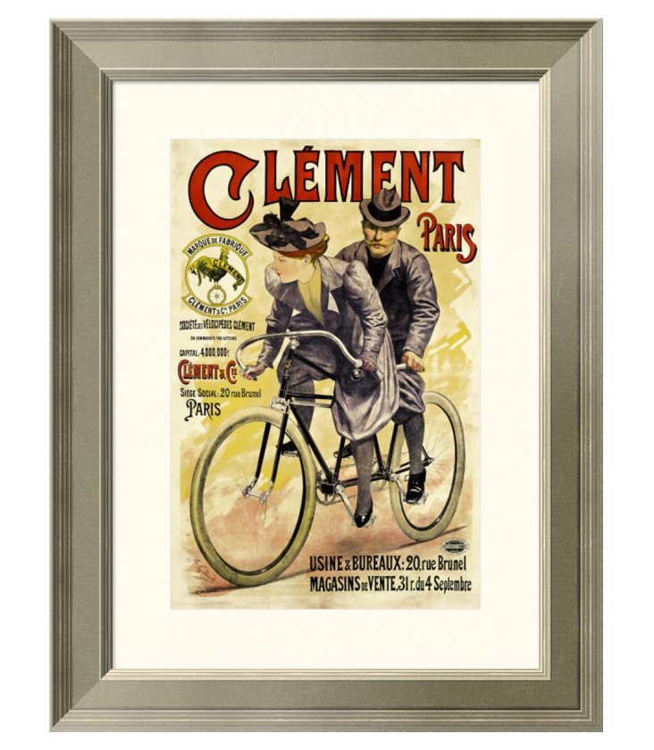 A. Gilbert, Clement Bicycles