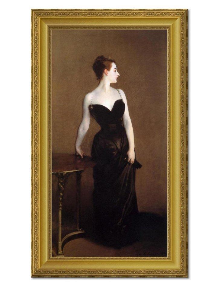 Sargent, Madame Pierre Gautreau