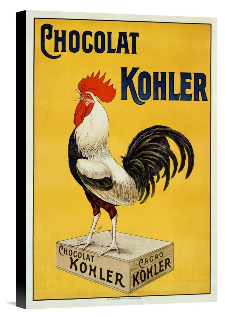 Unknown, Chocolat Kohler