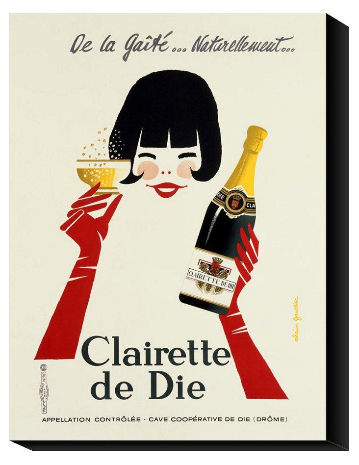 Alain Gauthier, Clairette de Die