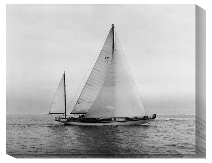 Ray Krantz, Ocean Spirit