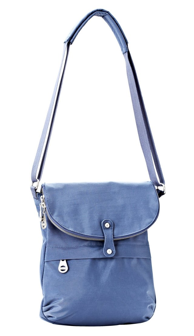 Dublin Crossbody, Steel Blue