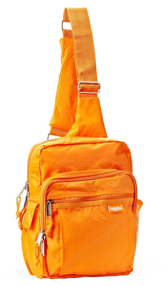 Messenger Bagg, Orange