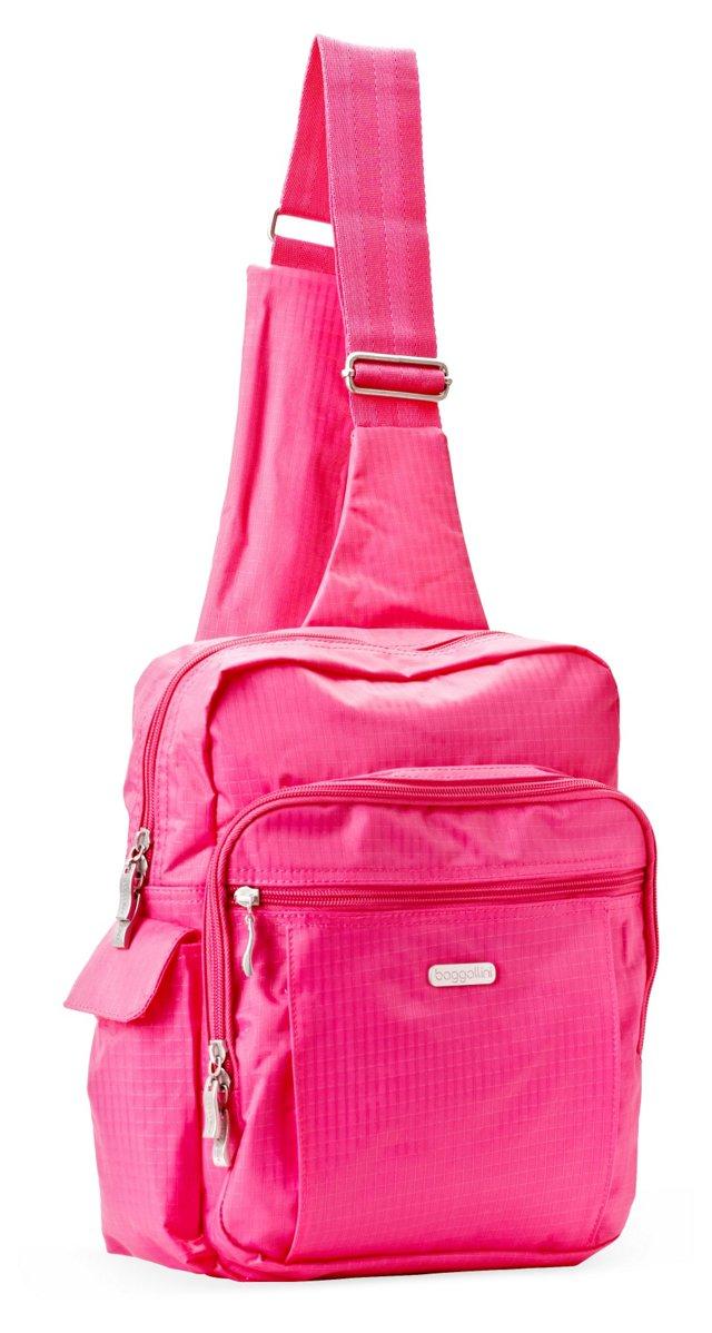 Messenger Bagg, Pink