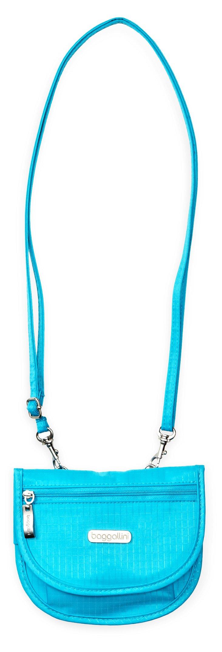 Convertible Teenee Bagg, Turquoise