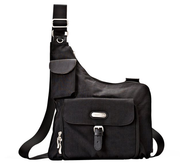 Uptown Crossbody, Black