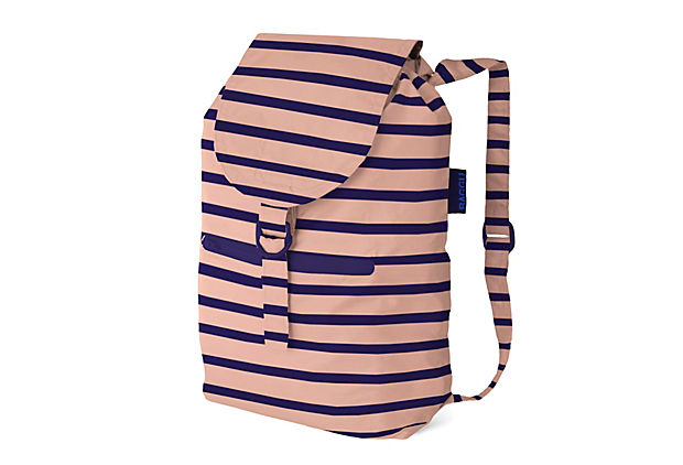 Daypack, Stripe Blush
