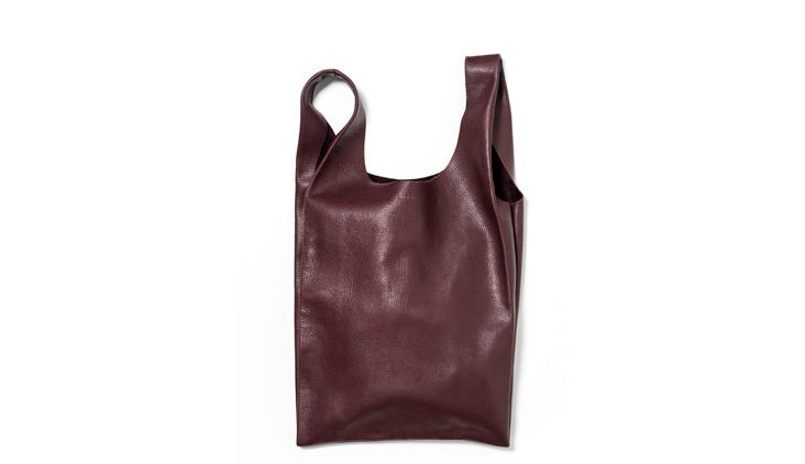 Small Leather Bag, Fig