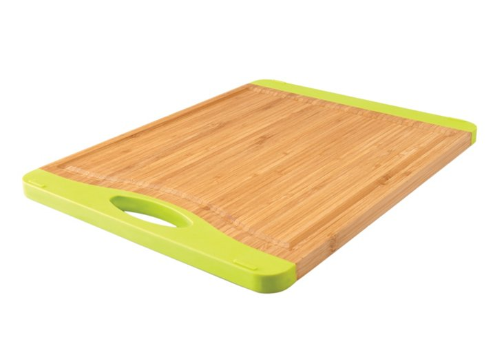 Medium Bamboo Chop Board, Lime