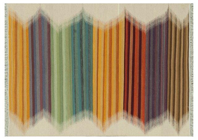 Franklin Flat-Weave Rug, Multi