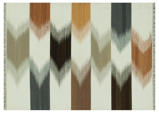 Bristol Flat-Weave Rug, Multi
