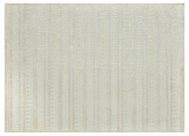 Halton Rug, Celadon/Gray