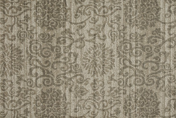 """5'2""""x7'7"""" Clermont Rug, Beige/Taupe"""