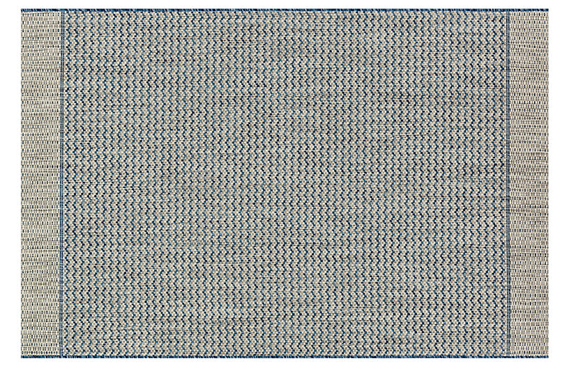 Laural Outdoor Rug Gray Blue Outdoor Rugs Rugs One Kings Lane