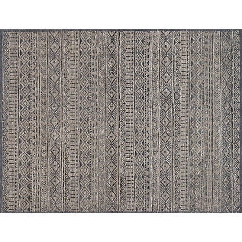 Jameel Rug, Denim