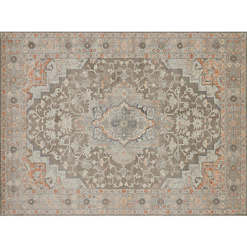 Ronin Rug, Taupe