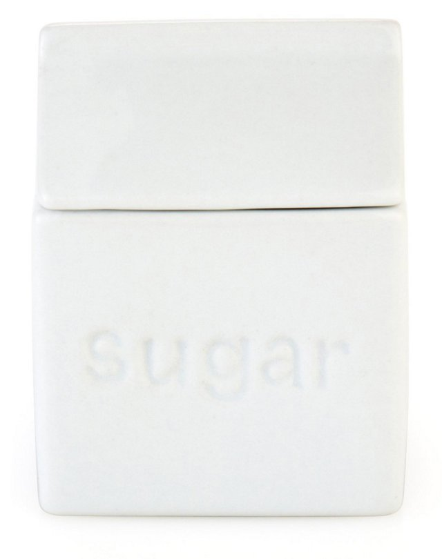 S/2 Porcelain Sugar Bowls