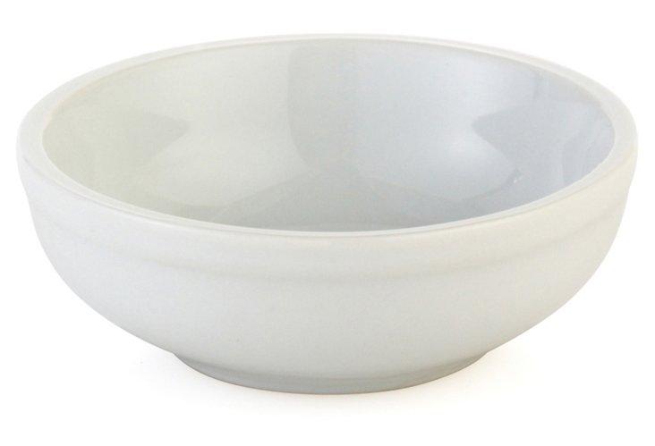 S/8 Band Bowls, White