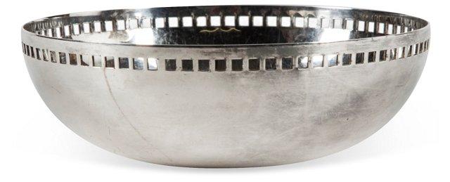 Silverplate Bowl
