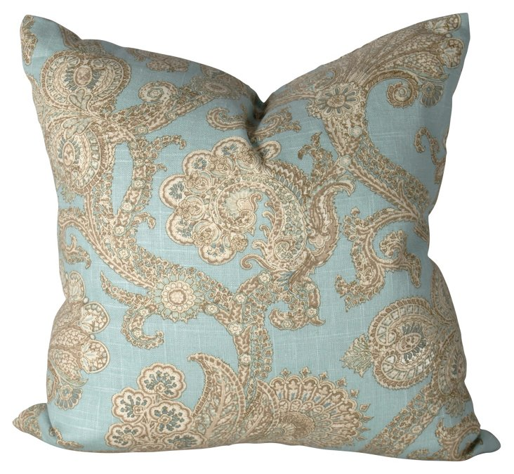 Hidden Treasure 22x22 Pillow