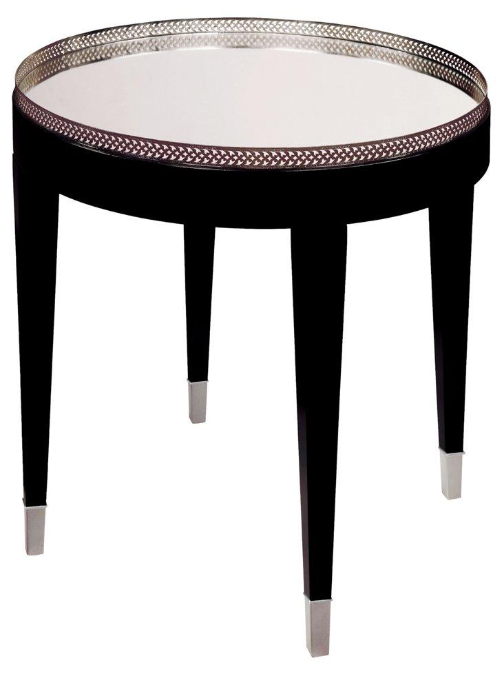 Judson Side Table, Black