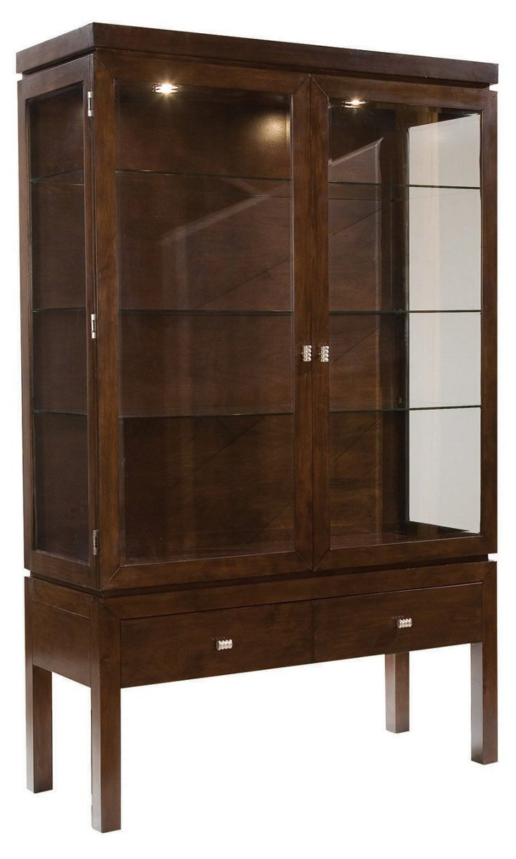 DNU,DiscJameson Display Cabinet