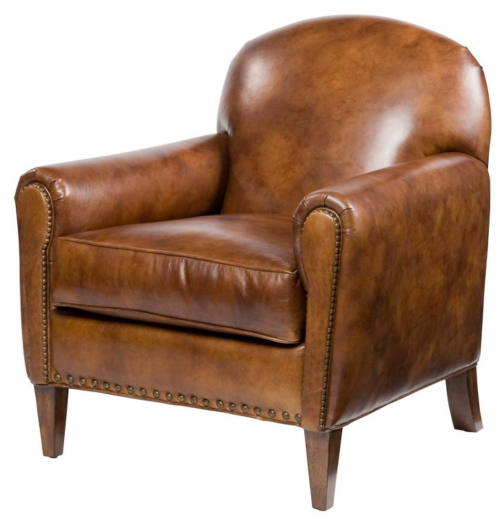 DNU,DiscKenneth Club Chair