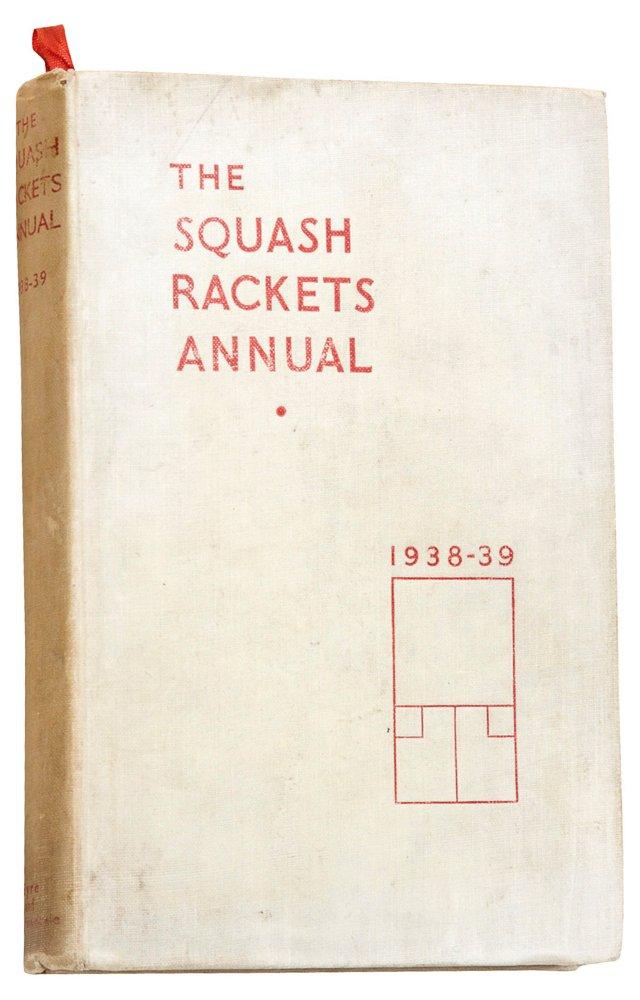 The Squash Rackets Annual 1938-39