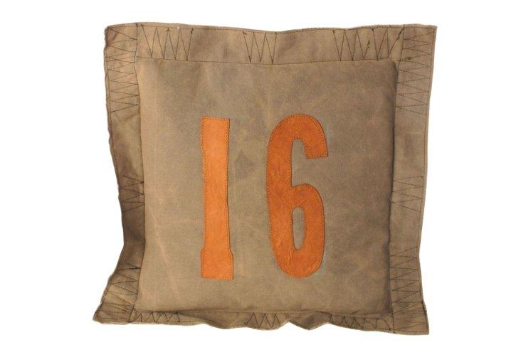 #16 16x16 Pillow