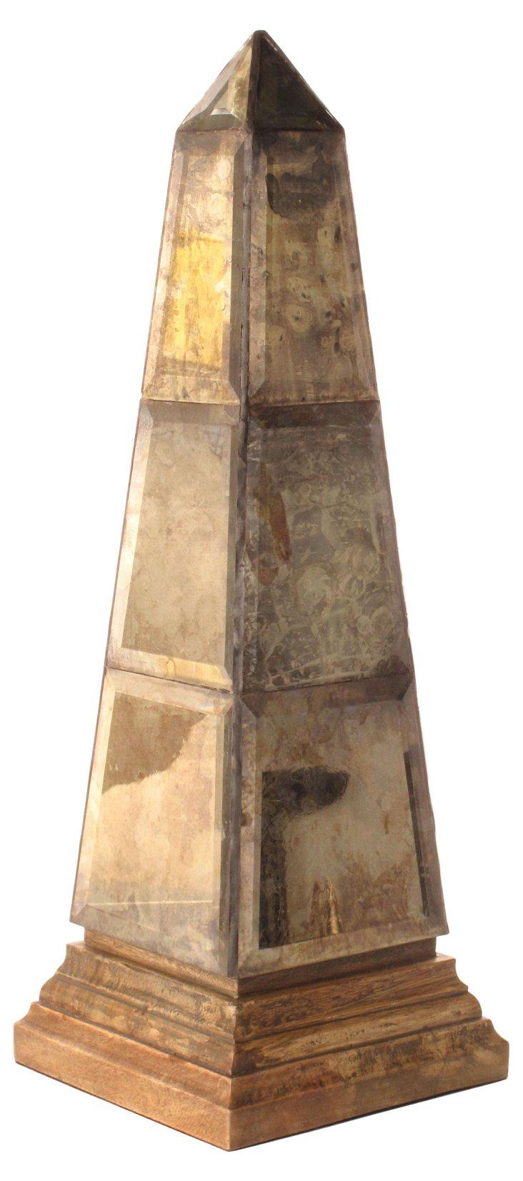 """26"""" Beveled Obelisk"""