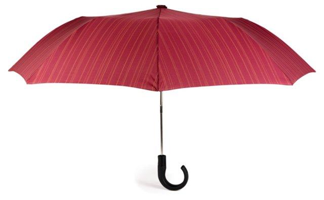 Compact Cane Umbrella, Squire Wine