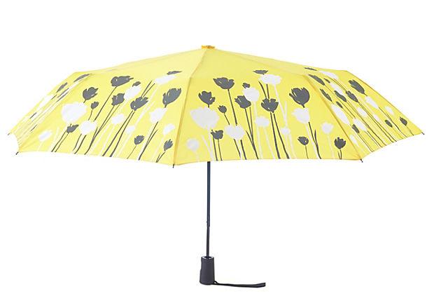 Travel Lite Umbrella, Tulip Yellow