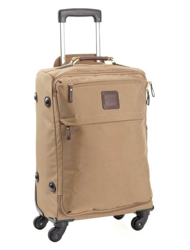 "OKL Exclusive 20"" Carry-On, Caramel/Nut"