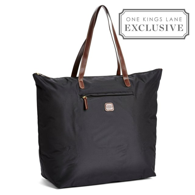 Large X-Bag Shopper, Black