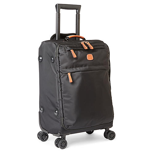 "20"" X-Bag w/Frame Spinner, Black"