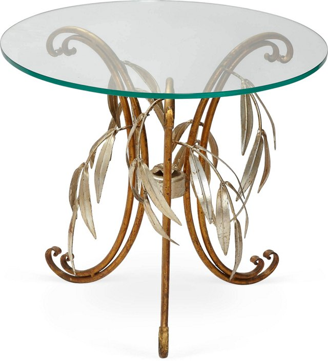 Weeping Willow Cocktail Table