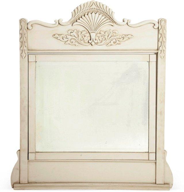 Large Victorian Mirror